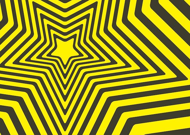 Forma de estrela recursiva