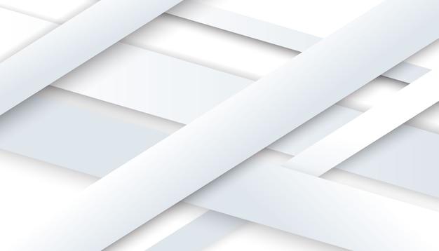 Forma de faixa elegante