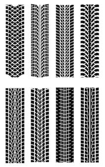 Formas de pneu
