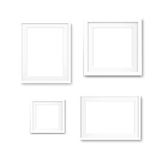 Frame de retrato definir plano de fundo