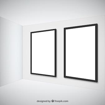 Frames vazios