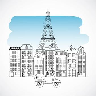 França paris arquitetura