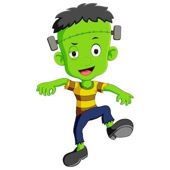 Frankenstein bonito