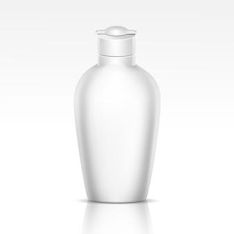 Frasco para shampoo gel de banho ou sabonete líquido