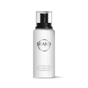 Frascos de cosméticos com dispensador de sabonete líquido