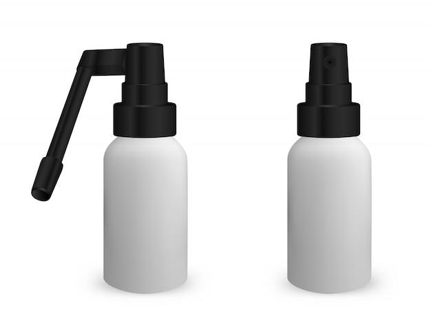 Frascos de spray oral