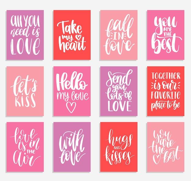 Frases de letras feitas à mão você é o melhor