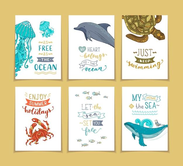 Frases e citações caligráficas exclusivas escritas com pincel