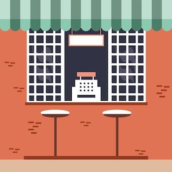 Frente para pequenas empresas