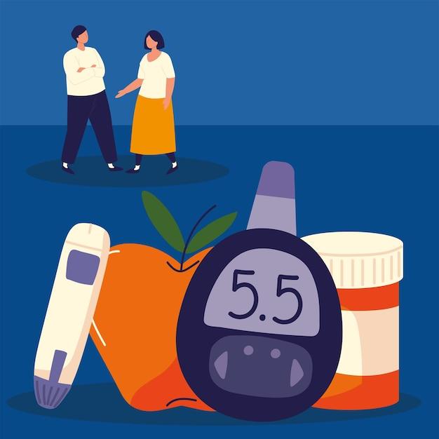 Frutas medicinais para diabéticos