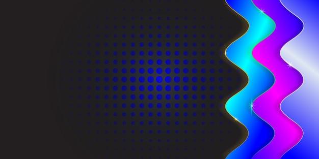 Fundo 3d abstrato