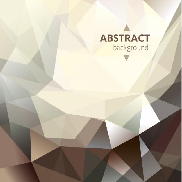 Fundo abstrac poligonal