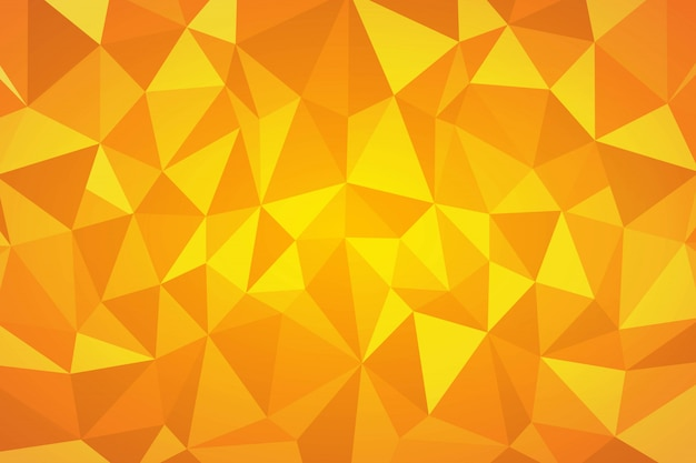 Fundo abstrato amarelo laranja