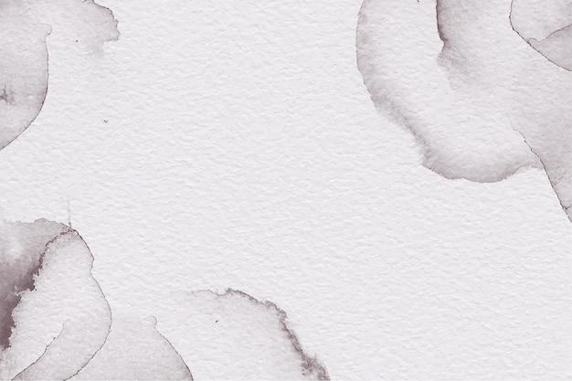 Fundo abstrato aquarela pintado à mão