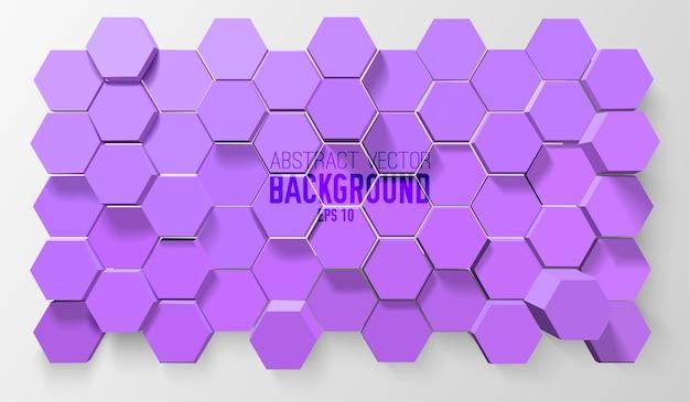 Fundo abstrato atômico geométrico