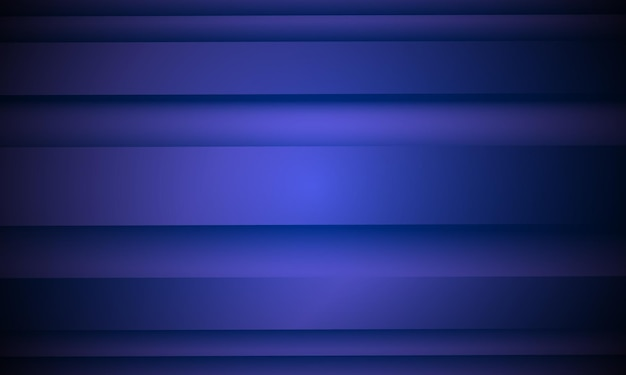 Fundo abstrato azul. cubra com listras bem definidas. o padrão para anúncio, livretos, folhetos. ilustração vetorial. cortina de janela. ondas do mar.