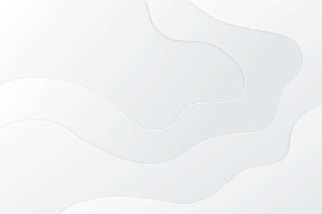 Fundo abstrato branco minimalista