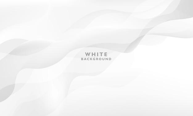 Fundo abstrato branco