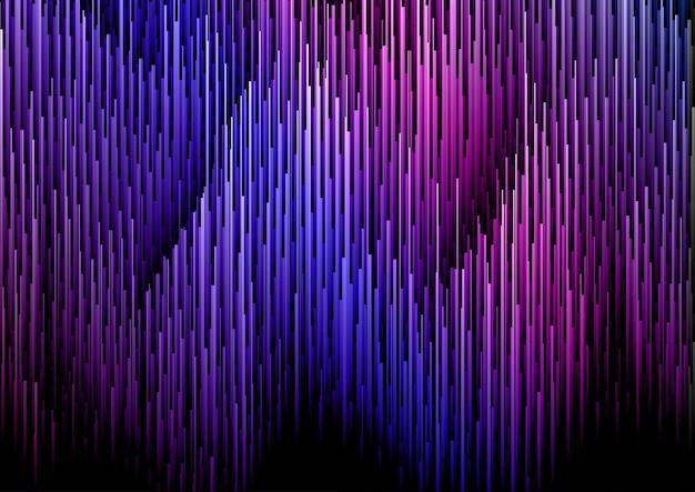 Fundo abstrato com design de linhas fluidas