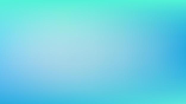 Fundo abstrato com efeito de cor gradiente azul e verde para banner e pôster ou cartão de papel do site