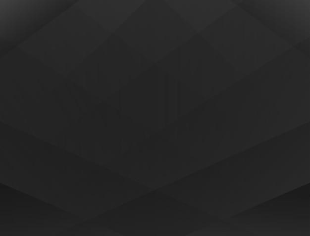 Fundo abstrato com gradiente preto escuro