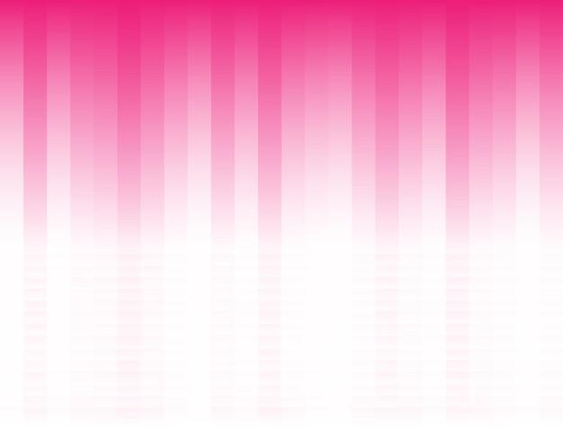 Fundo abstrato com linhas gradientes rosa