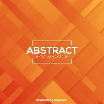 Fundo abstrato com linhas laranja