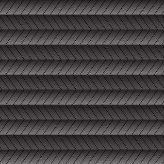 Fundo abstrato com padrão em ziguezague