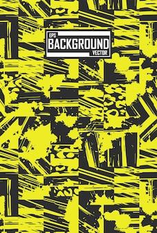 Fundo abstrato com padrão grunge