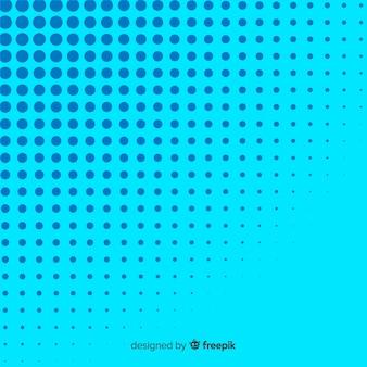 Fundo abstrato com pontos