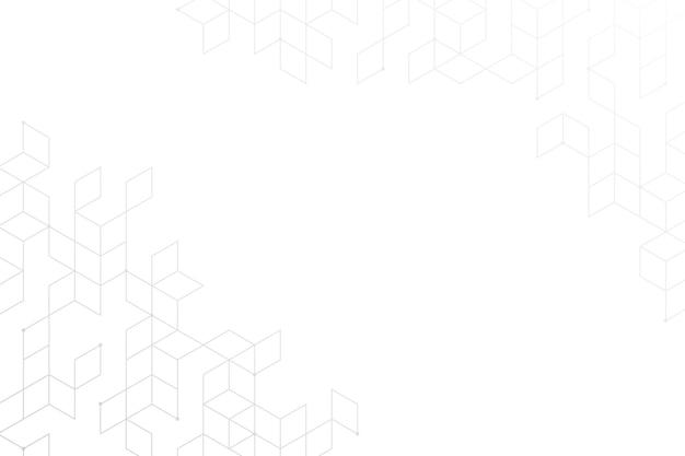Fundo abstrato com quadrados