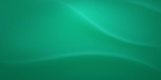 Fundo abstrato com superfície ondulada em cores turquesas