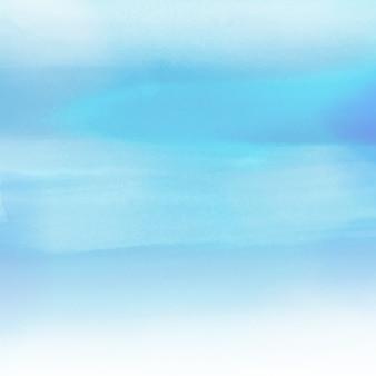 Fundo abstrato com textura aquarela com tema oceano