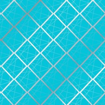 Fundo abstrato com um design de azulejos sem costura