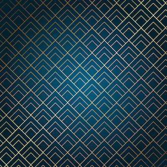 Fundo abstrato com um padrão elegante