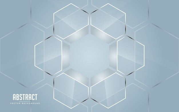 Fundo abstrato cor cinza e branco cor moderno geométrico