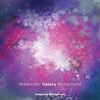 Fundo abstrato da galáxia