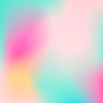 Fundo abstrato da malha de gradiente. formas fluidas coloridas para cartaz, banner, folheto e apresentação. cores suaves da moda e mistura suave. modelo moderno com malha de gradiente para telas e aplicativos móveis