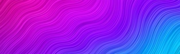 Fundo abstrato da onda. papel de parede padrão de listras. capa de banner