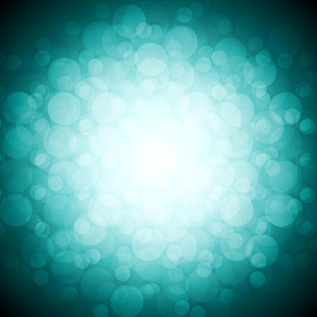 Fundo abstrato da tecnologia com círculos. desenho vetorial
