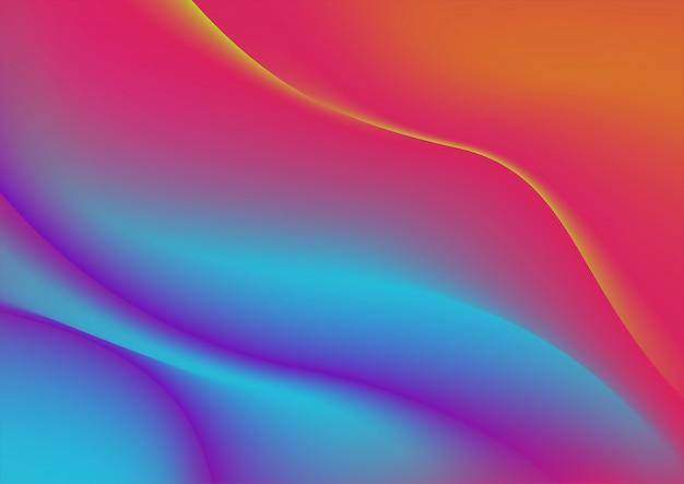 Fundo abstrato da tela