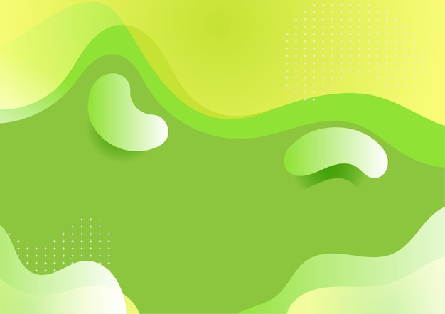 Fundo abstrato de feijão verde