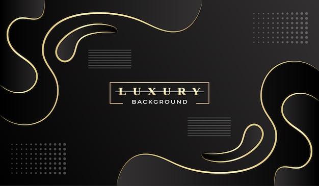 Fundo abstrato de luxo