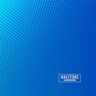 Fundo abstrato de meio-tom azul