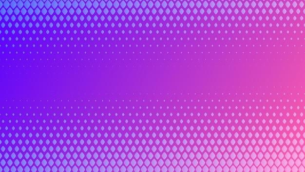 Fundo abstrato de meio-tom de pequenos símbolos em cores rosa
