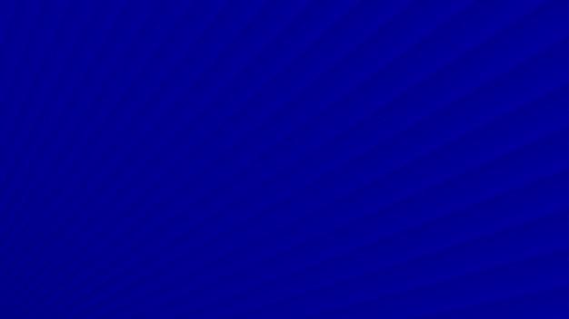 Fundo abstrato de raios gradientes em cores azuis