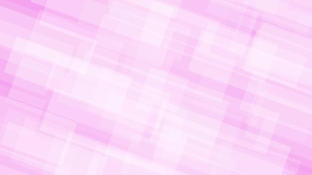 Fundo abstrato de retângulos translúcidos nas cores branca e roxa