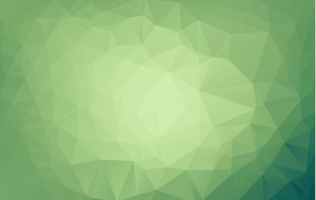 Fundo abstrato de triângulos textura quente