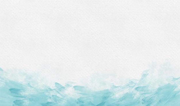 Fundo abstrato do fluxo da aquarela Vetor grátis