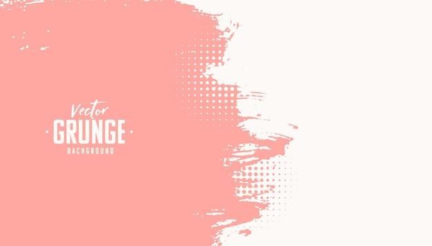 Fundo abstrato do grunge em cor pastel